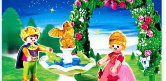 Playmobil - 4257 - Prince and Princess