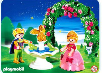 Playmobil - 4257 - Prince and Princess