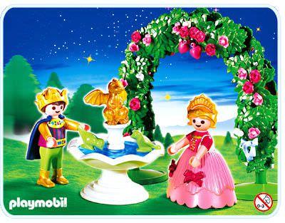 Playmobil Set 4257 Prince And Princess Klickypedia