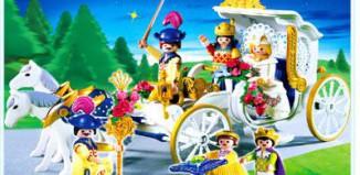 Playmobil - 4258 - Royal Carriage