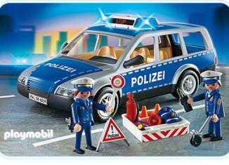 Playmobil - 4259 - Patrol Car
