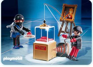 Playmobil - 4265 - Jewel Thieves