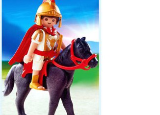 Playmobil - 4272 - Warrior with Horse