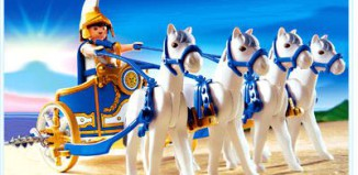 Playmobil - 4274 - Quadriga