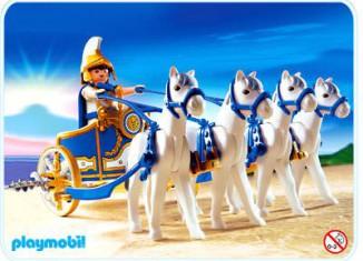 Playmobil - 4274 - Chariot