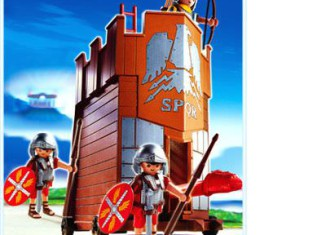 Playmobil - 4275 - Battle Tower