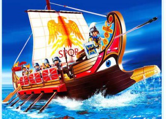 Playmobil - 4276 - Warrior's Ship