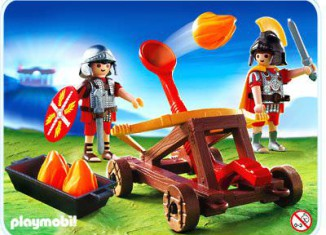 Playmobil - 4278 - Fire Catapult