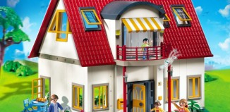 Playmobil - 4279 - Suburban House