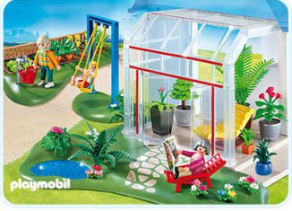 Playmobil - 4281 - Conservatory