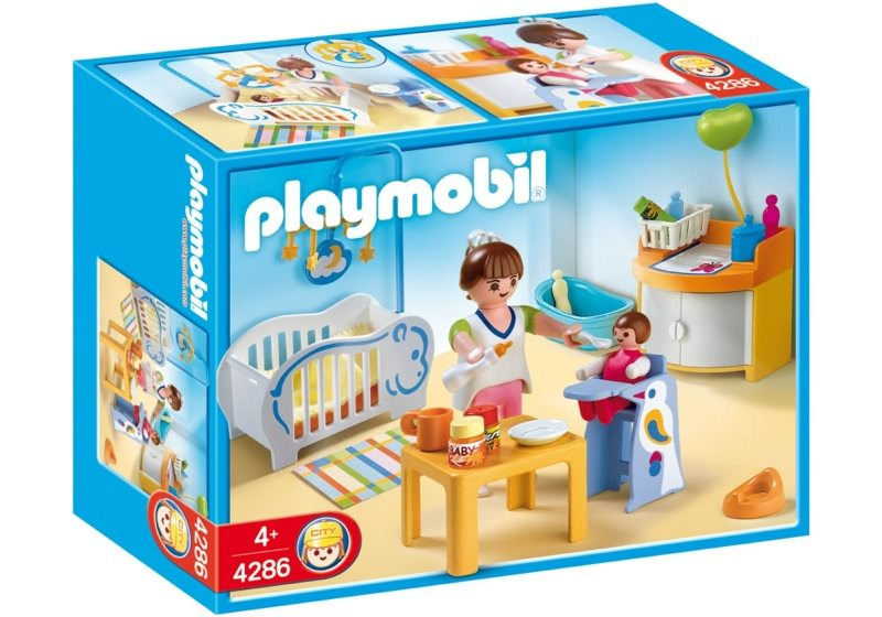 Playmobil Baby Room