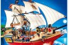 Playmobil - 4290 - large pirate stealth-ship
