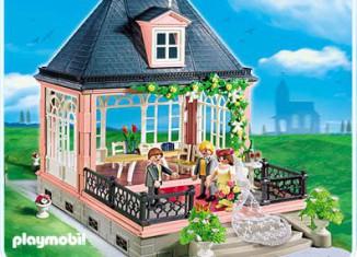 Playmobil - 4297 - Wedding Pavilion with Jewelry Box
