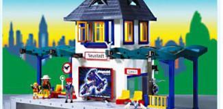 Playmobil - 4302 - Main Station modern