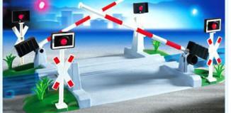 Playmobil - 4306 - Train Crossing
