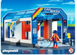 Playmobil - 4312 - Car Wash