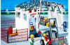 Playmobil - 4314 - Cargo Zone with Forklift