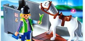 Playmobil - 4316 - Horse Cargo