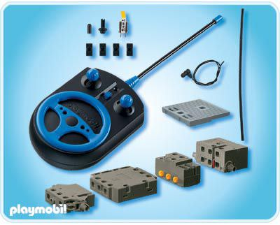 Playmobil 4320 - Compact RC-Module-Set - Back