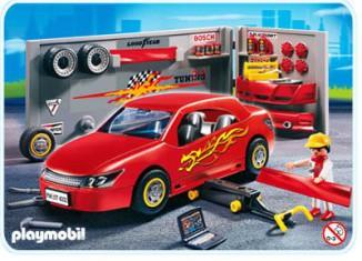 Playmobil - 4321 - Car Repair and Tuning Shop