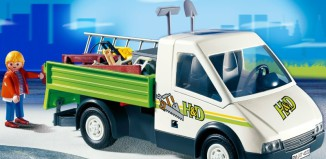Playmobil - 4322 - Camión de transporte