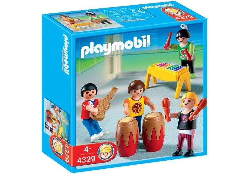 Playmobil 4329 - School Band - Box