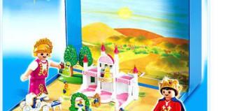 Playmobil - 4330 - Fairy Tale Castle Micro World