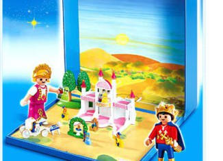 Playmobil - 4330 - Fairy Tale Castle Micro World