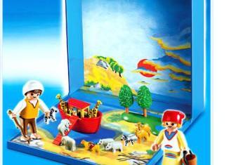 Playmobil - 4332 - Noah's Ark Micro World