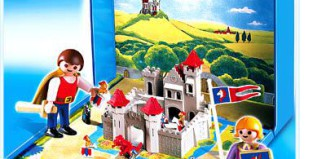 Playmobil - 4333 - Knights Castle Micro World
