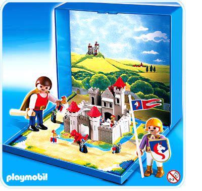 Playmobil Set: 4333 - Knights Castle Micro World - Klickypedia
