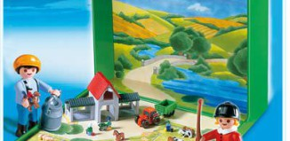 Playmobil - 4334 - Farm Micro World