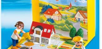 Playmobil - 4335 - Microwelt Einfamilienhaus