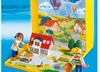 Playmobil - 4335 - Modern House Micro World