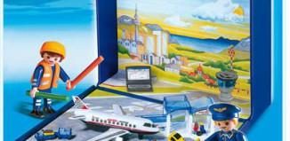 Playmobil - 4336 - Airport Micro World