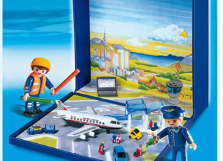Playmobil - 4336 - Airport Micro World