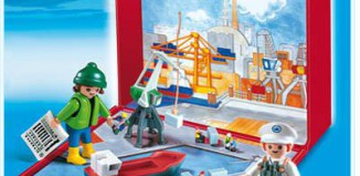 Playmobil - 4337 - Harbor Micro World