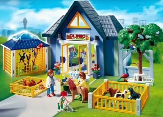 Playmobil - 4343 - Animal Clinic