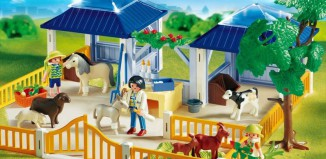 Playmobil - 4344 - Animal Nursery
