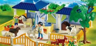 Playmobil - 4344 - Animal Nursery