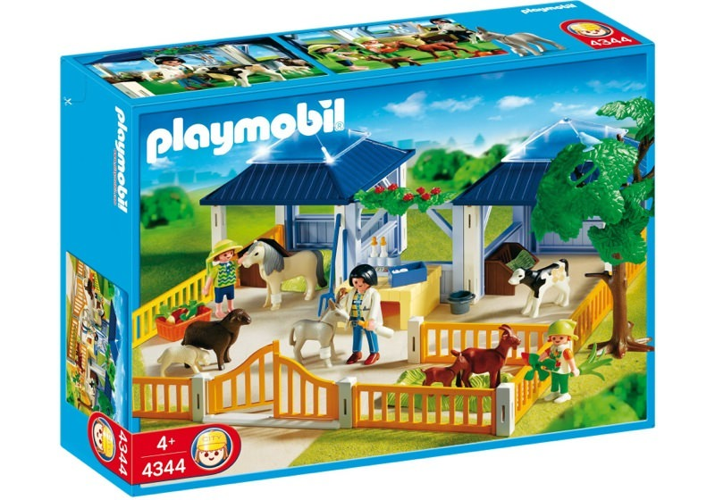 Playmobil 4344 - Animal Nursery - Box