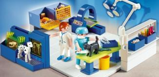 Playmobil - 4346 - Vet Operating Room