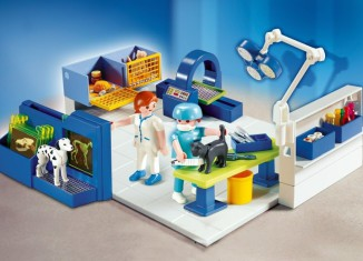 Playmobil - 4346 - Vet Operating Room