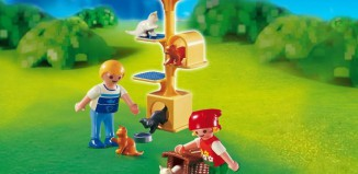 Playmobil - 4347 - Cat Scratch Tree
