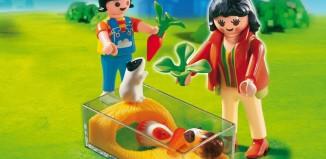 Playmobil - 4348 - Guinea Pig Pen