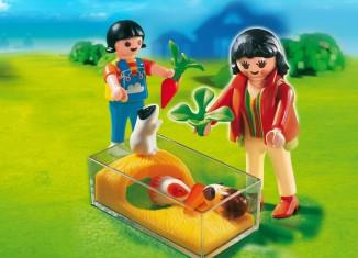 Playmobil - 4348 - Meerschweinchenterrarium