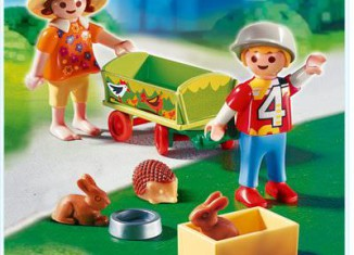 Playmobil - 4349 - Pet Transport