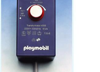 Playmobil - 4350v1 - Regeltrafo 10 VA