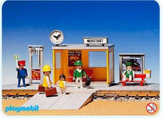 Playmobil - 4370 - Platform