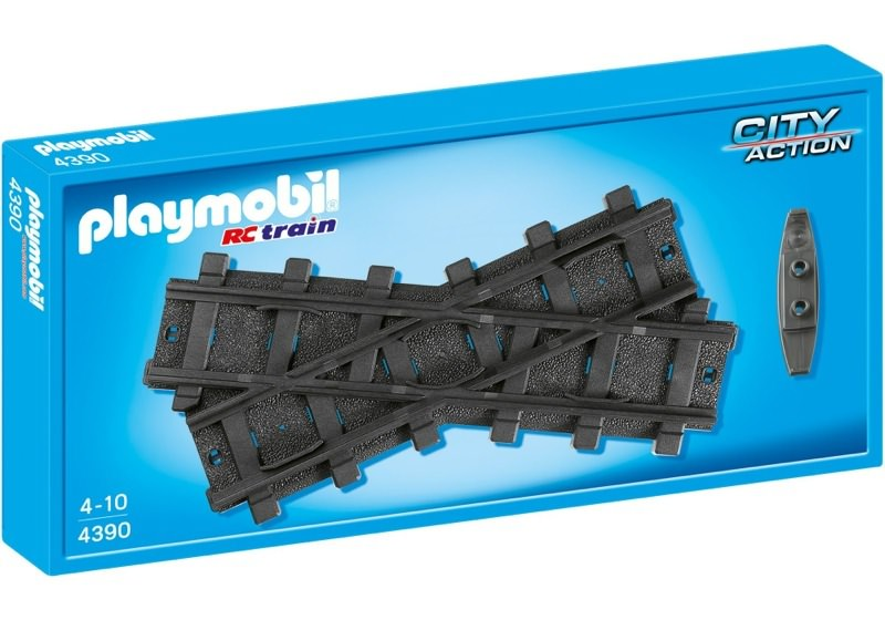 Playmobil 4390v1 - Cross Over Track - Box